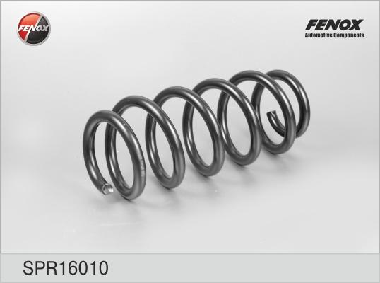SPR16010 ПРУЖИНА ПОДВЕСКИ задняя Toyota Rav 4 05- 2.0VVTi