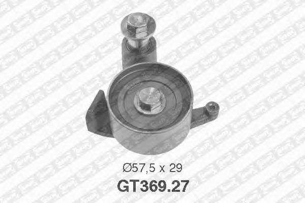 GT36927 Ролик натяжной ремня ГРМ Toyta Carina E 2.0i 16V 92