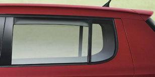 KCD719001 Дефлекторы зад. дверей (Фабия А5 х/б)