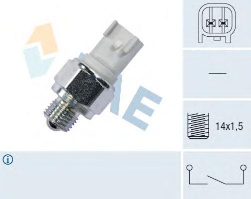 40592 Датчик з/х FO Fo II,Mo,Gal,S-Max, VO S40-80,XC90