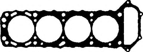0022468 Прокладка ГБЦ NI 2,4 -07