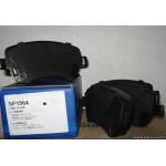 SP1564 Колодки тормозные NISSAN MICRA 03/RENAULT CLIO 05передние