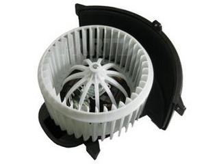 7L0820021Q Мотор отопителя салона с крыльчаткой / VW Touareg 03~