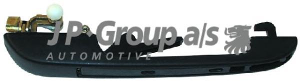 1187200170 Ручка открывания задней двери левая / VW Golf-I/II,Jetta-I/II,Passat-II 74~