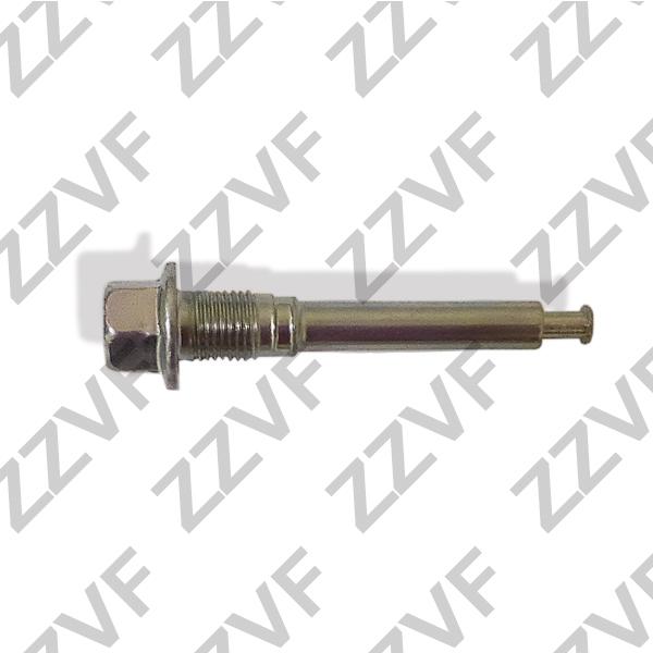 ZV01A4 Направляющая нижняя заднего суппорта