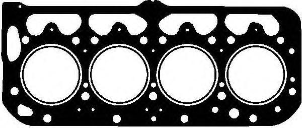 H0634500 Прокладка ГБЦ Citroen C25. Peugeot J5 2.5D 83