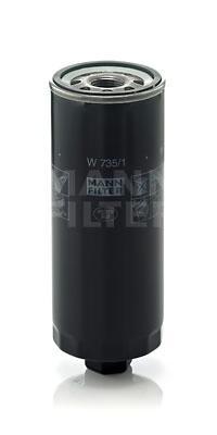 W7351 Фильтр масляный AUDI S6/V8