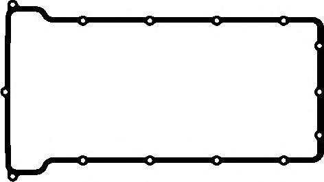 762041 Прокладка клапанной крышки
