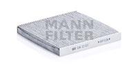 CUK22021 Фильтр салона SMART 07- угольный