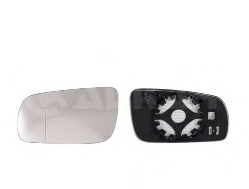 PMG3505G03 Стекло зеркала лев с подогр, асферич, больш SKODA: OCTAVIA (1996-04), FABIA (1998-06)