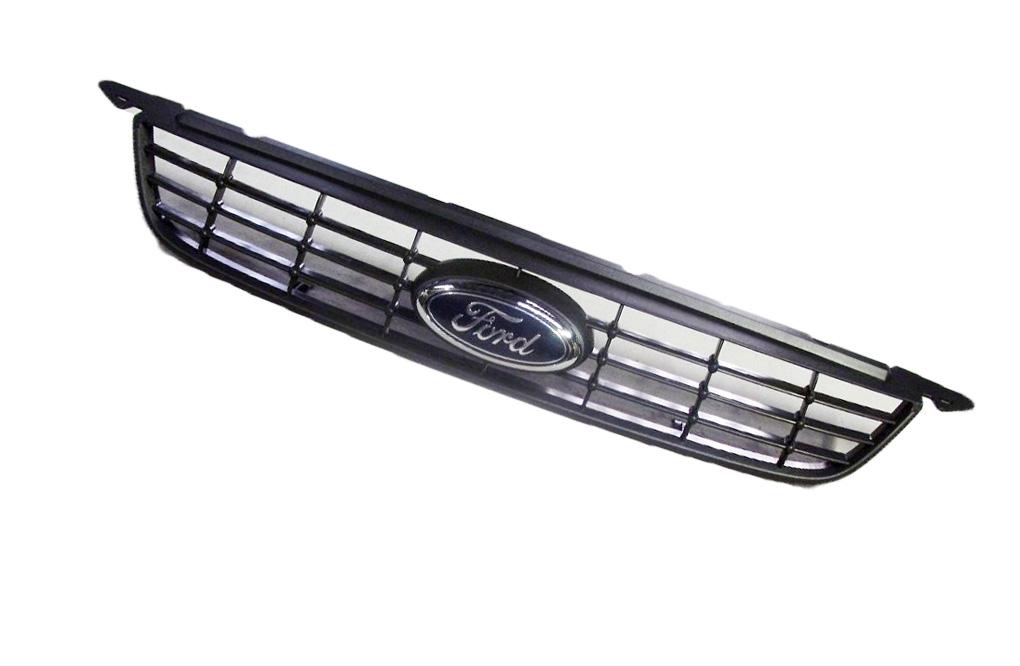 1676410 Решетка радиатора-серая /  FORD Focus-II 08~