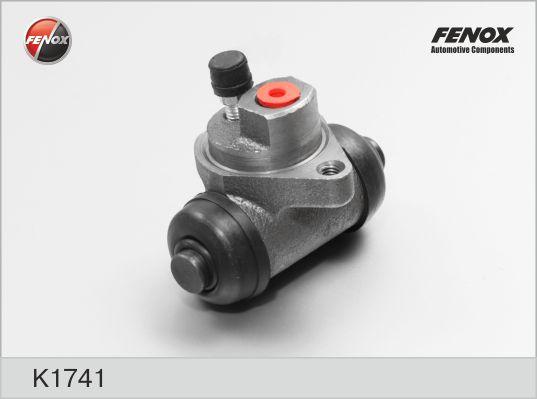 K1741 Цилиндp тоpмозной колёсный FORD Fiesta 8
