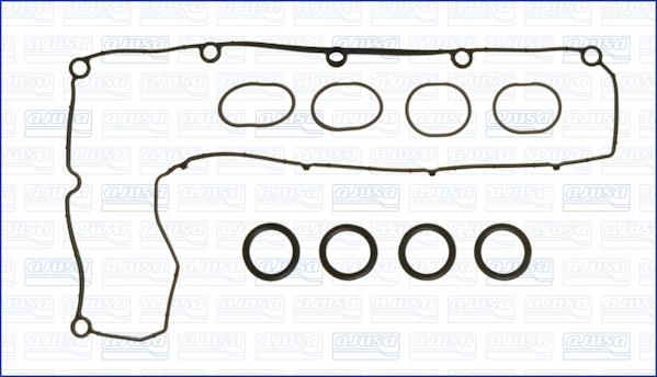 56037400 Прокладка клапанной крышки FORD/FIAT/PEUGEOT/CITROEN/VOLVO 2.0D компл.
