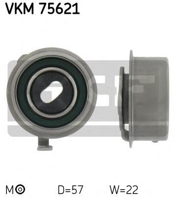 VKM75621 Ролик натяжной ремня ГРМ Hyundai Atos/Getz 1.0-1.1 98
