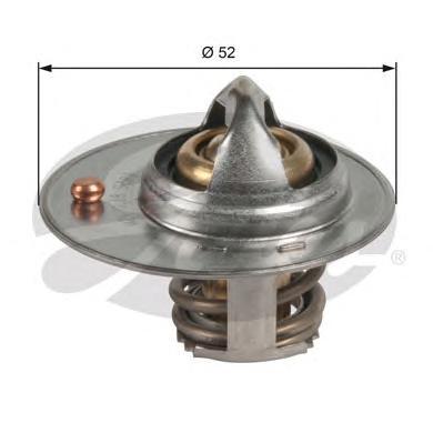 TH49087G1 Термостат MITSUBISHI ASX/LANCER 1.6 10- / COLT 1.1/1.3 04-