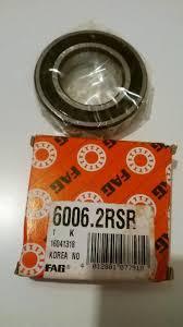 60062RSR Подшипник 55.00x55.00x13.00 (PSA подвесной приводного вала)