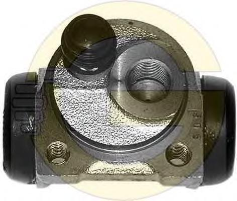 5004133 Цилиндр торм.раб.CITROEN SAXO 96-04/REUGEOT 106 91-/PARTNER 96- левый