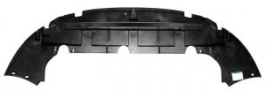 1521604 Дефлектор (пыльник) радиатора нижний / FORD Focus-II/C-Max  07 ~