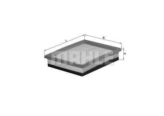 LX10362 Фильтр воздушный MINI Mini 01-06