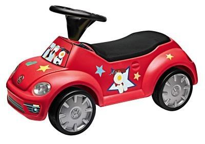 5C0087500B645 Машинка детская BEETLE (красная)