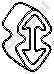 255029 Подвеска глушителя SKODA FELICIA 1.3-1.9 97-
