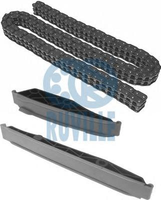 3451015S Комплект цепи ГРМ MERCEDES-BENZ: C-CLASS C 240/C 280/C 43 AMG 93-00, C-CLASS C 240/C 240 4-matic/C 32 AMG Kompressor/C