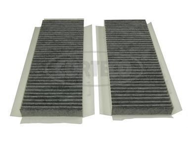 80000800 Фильтр салона угольный к-кт CC1254 SSANGYONG: REXTON 02-