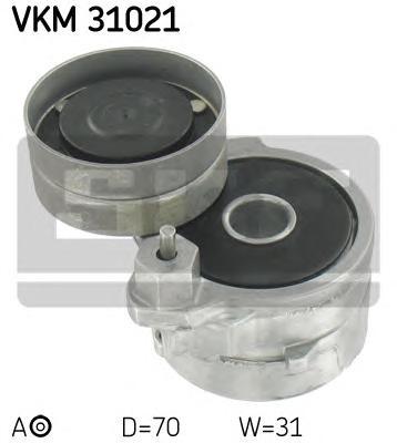VKM31021 Натяжитель ремня приводного AUDI A8/VW TOUAREG 3.7/4.2 -10