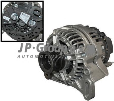 1190103100 Генератор 14V-90A / SEAT, SKODA, VW 1.0-2.0 95~