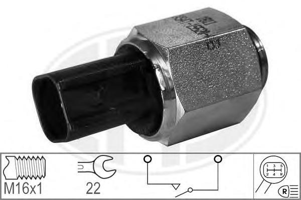 330593 Выключатель стоп-сигнала FORD FOCUS II/TRANSIT