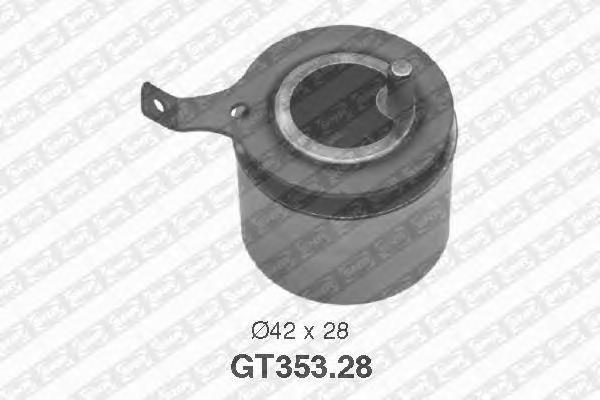 GT35328 Ролик ремня ГРМ DAEWOO MATIZ/SPARK 0.8/1.0 03-