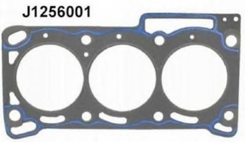 J1256001 Прокладка ГБЦ DAIHATSU CHARADE 1.0 77-96