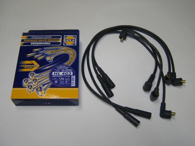 HL403 Провода высоковольтные ВАЗ-2108-2115 карб. силиконовые (к-т)