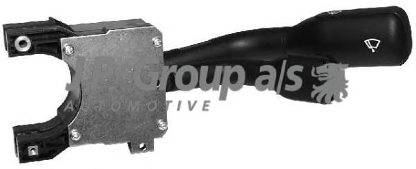 1196201900 Переключатель поворота подрулевой Audi 100/80 89-91