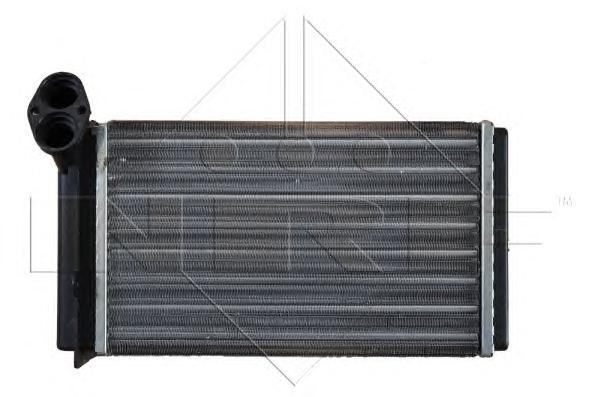 53550 Теплообменник VAG Sharan, FO Gal -00