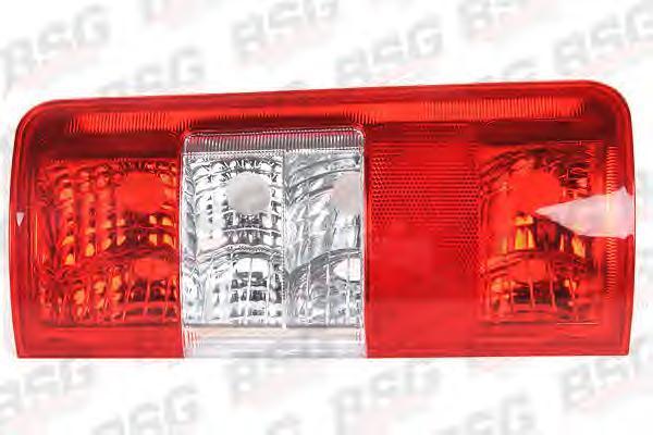 BSG30805014 Фонарь задний левый (без плафона) / FORD Transit Connect 02~