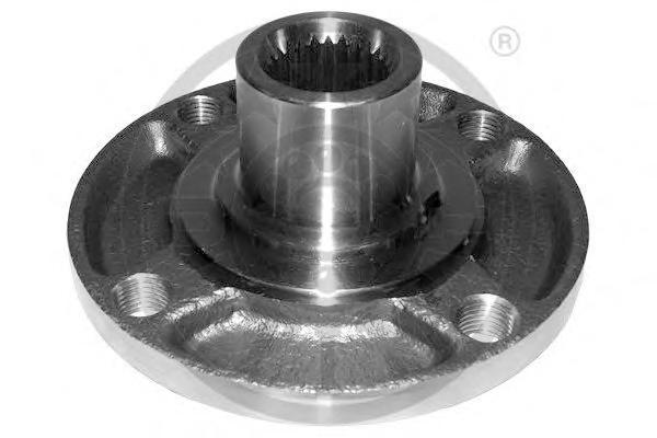 04P171 Ступица колеса AUDI 100/80/90 78-94 пер.