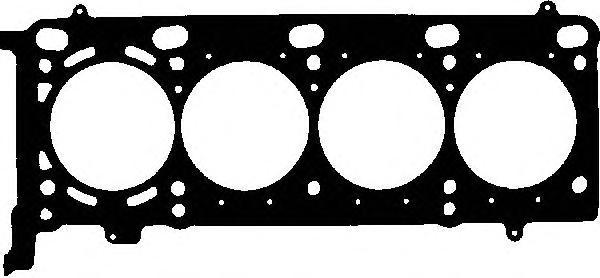 613137000 Прокладка ГБЦ BMW M62 4.4 V8 32V 96 Lh