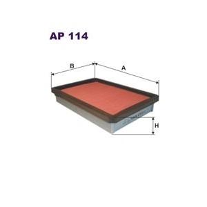 AP114 Фильтр воздушный HYUNDAI ACCENT 1.5/1.6 00-/MAZDA E2000/626