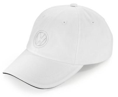 000084300E084 Бейсболка Белая VW