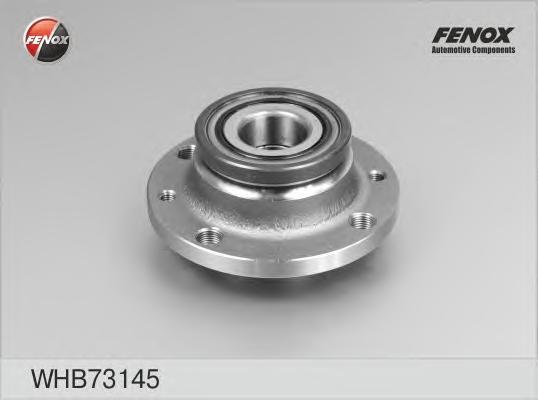 WHB73145 Ступица с подшипником FORD/CITROEN/PEUGEOT/FIAT/ALFA зад.