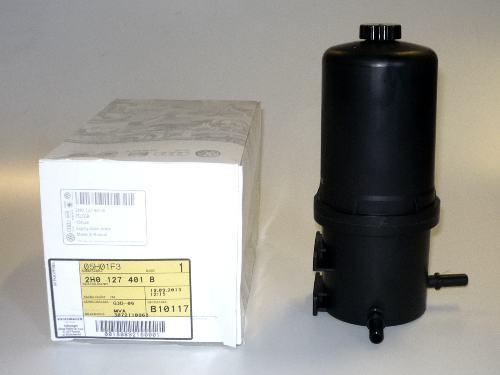 2H0127401 Фильтр топливный