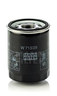 W71329 Фильтр масляный RANGE ROVER/JAGUAR XK/XJ/XF 3.5-4.4 03-