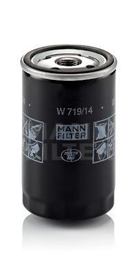 W71914 Фильтр масляный JEEP/GM