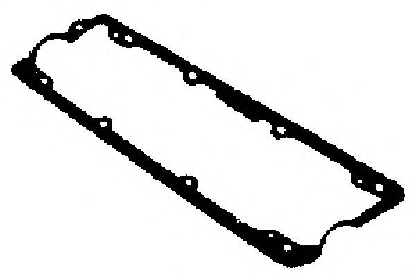 X5388101 Прокладка клапанной крышки Audi A6. VW Passat 2.5TDi V6 AFB 97 (2)