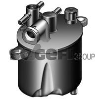 FCS604 Фильтр топливный CITROEN: C-CROSSER 07-, C-CROSSER ENTERPRISE 09-, C5 04-, C5 08-, C5 Break 04-, C5 Break 08-, C6 05-, C8