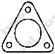 256846 Крепление глушителя AUDI A4 1.6-1.8 95-00