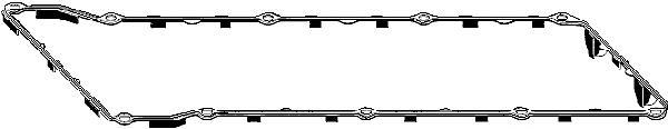 891312 Прокладка клапанной крышки BMW M50
