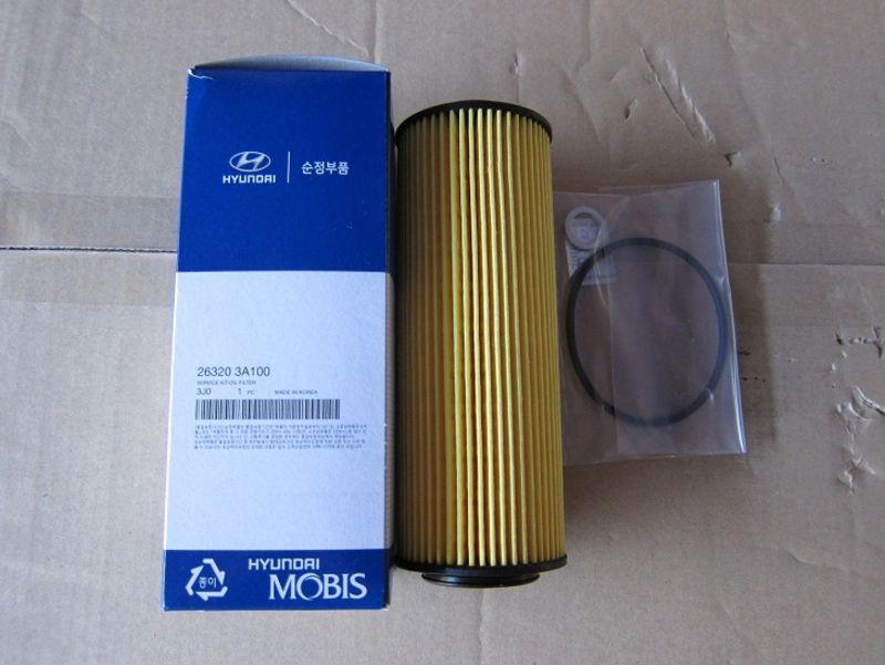 263203A100 Фильтр маслянный (картридж) IX55 3.0L-S Disel