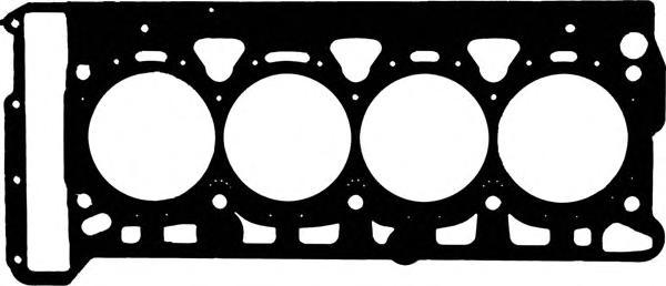 613747500 Прокладка ГБЦ Audi/VW/Skoda/Seat 1.8/2.0TFSI 04